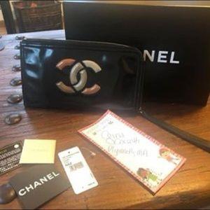 Authentic rare Chanel Lipstick Clutch 💄💄